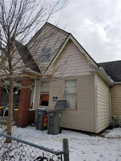 623 E Terrace Avenue, Indianapolis, IN 46203 - #: 21545163