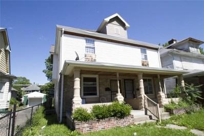 3533 N Illinois Street, Indianapolis, IN 46208 - #: 21545226