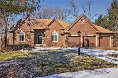 8450 New London Court, Indianapolis, IN 46256 - #: 21545287