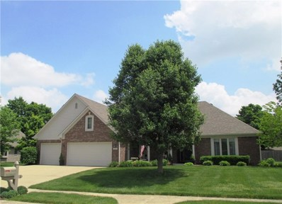 1605 Forest Commons Drive, Avon, IN 46123 - MLS#: 21545295