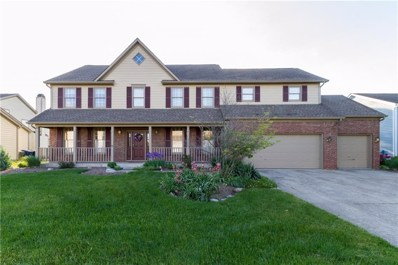 10741 Blue Spruce Drive, Fishers, IN 46037 - #: 21545363