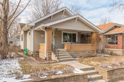 130 Berry Avenue, Indianapolis, IN 46219 - MLS#: 21545462