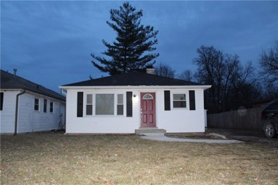 3017 Tansel Road, Indianapolis, IN 46234 - #: 21545535