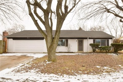 1927 N Galeston Drive, Indianapolis, IN 46229 - #: 21545590