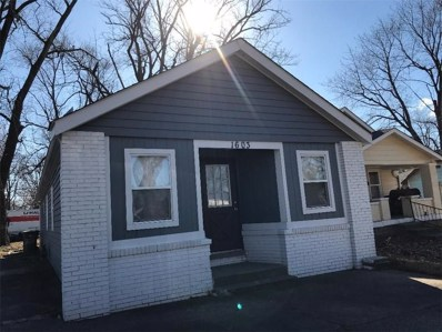1603 Nelson Avenue, Indianapolis, IN 46203 - MLS#: 21545716