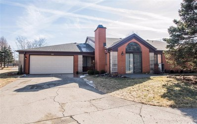 2262 Golden Oaks Drive N, Indianapolis, IN 46260 - #: 21545823