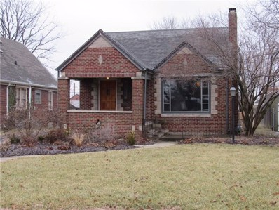 1458 N Leland Avenue, Indianapolis, IN 46219 - #: 21545842