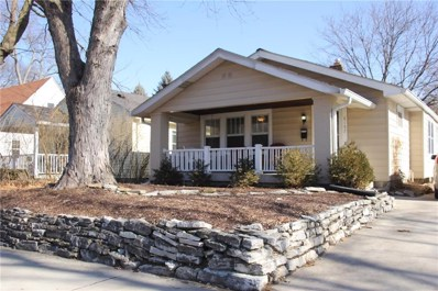 6157 Kingsley Drive, Indianapolis, IN 46220 - MLS#: 21546102