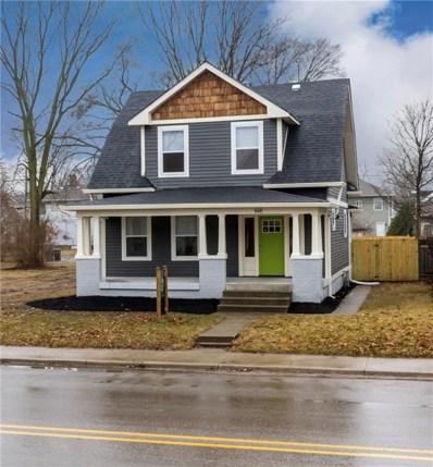 646 N Rural Street, Indianapolis, IN 46201 - MLS#: 21546476