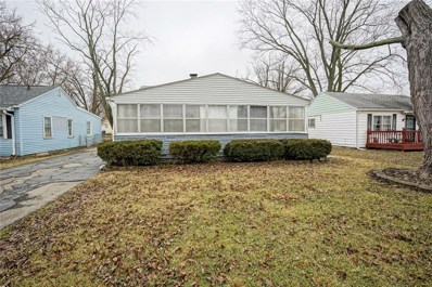 4206 S Lynhurst Drive, Indianapolis, IN 46221 - MLS#: 21546515