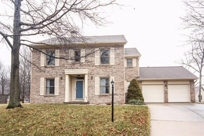 10717 Stonemill Court, Fishers, IN 46038 - #: 21546710