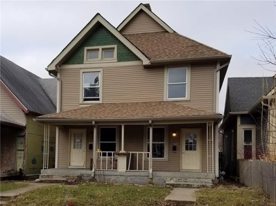 1156 Evison Street, Indianapolis, IN 46203 - #: 21546884