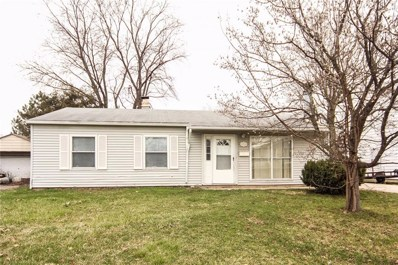 8218 E Laughlin Drive, Indianapolis, IN 46219 - MLS#: 21546894