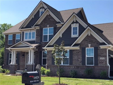 16424 Maines Valley Drive, Noblesville, IN 46062 - MLS#: 21547001
