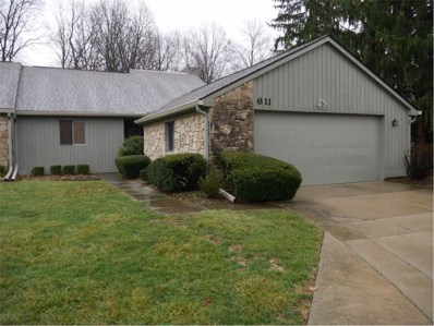 611 Conner Creek Drive, Fishers, IN 46038 - #: 21547016