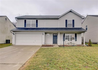 12198 Blue Springs Lane, Fishers, IN 46037 - #: 21547217