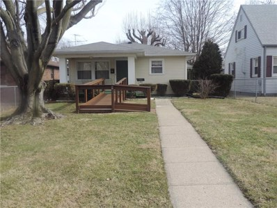 361 S Bancroft Street, Indianapolis, IN 46201 - #: 21547402