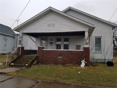 227 W Locust Street, Shelbyville, IN 46176 - MLS#: 21547414