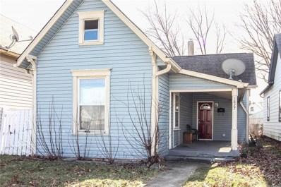 1827 Hoyt Avenue, Indianapolis, IN 46203 - #: 21547462