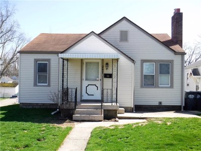 247 W 38th Street, Anderson, IN 46013 - #: 21547554