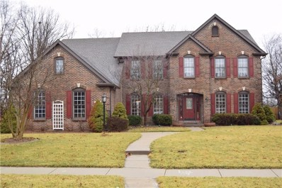 9470 Fortune Drive, Fishers, IN 46037 - #: 21547585