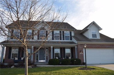 1421 Spring Meadow Court, Greenfield, IN 46140 - MLS#: 21547625
