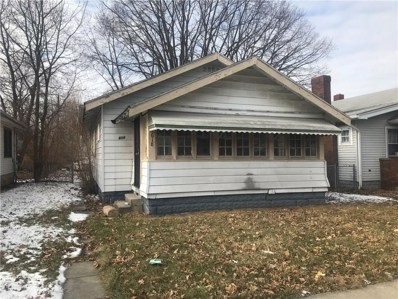 618 N Chester Avenue, Indianapolis, IN 46201 - #: 21547671