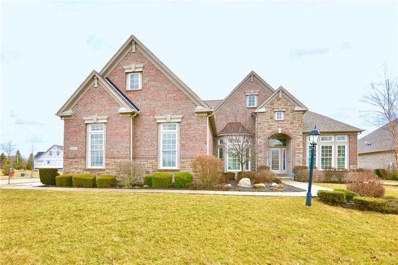 14305 Timberland Drive, Fishers, IN 46040 - #: 21547793
