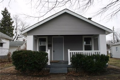 3843 E 11th Street, Indianapolis, IN 46201 - MLS#: 21547892