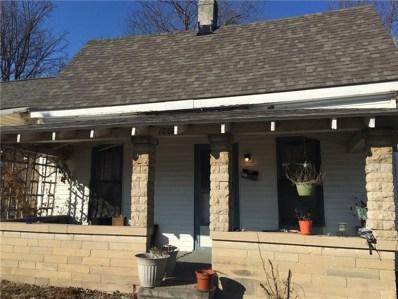 1008 Kirkwood Avenue, Bloomington, IN 47404 - #: 21547975