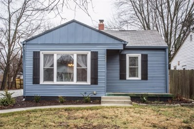 5227 Kingsley Drive, Indianapolis, IN 46220 - #: 21548115