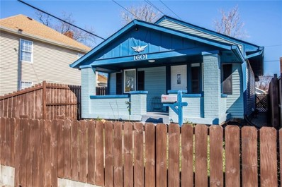 1601 S State Avenue, Indianapolis, IN 46203 - #: 21548154