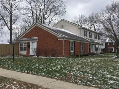 1608 Marborough Lane, Indianapolis, IN 46260 - #: 21548266