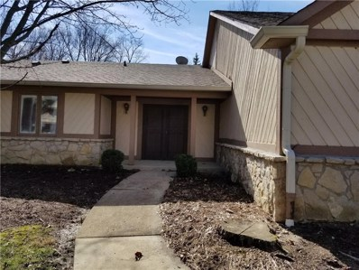 2938 Stauffer Row UNIT 64, Indianapolis, IN 46268 - #: 21548351