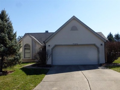7575 Dora Court, Indianapolis, IN 46256 - #: 21548403