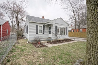 1752 E 52nd Street, Indianapolis, IN 46205 - #: 21548444