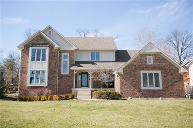 10439 Swiftsail Lane, Indianapolis, IN 46256 - #: 21548445