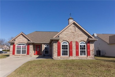 1681 Whisler Drive, Greenfield, IN 46140 - #: 21548478