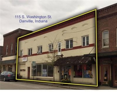 115 S Washington Street, Danville, IN 46122 - #: 21548517