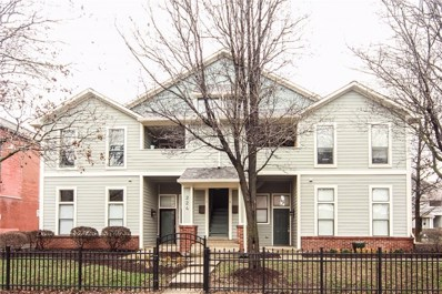 224 E 13th Street UNIT A, Indianapolis, IN 46202 - #: 21548523