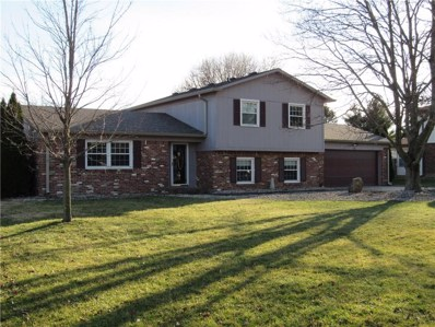 1709 Chapman Drive, Greenfield, IN 46140 - MLS#: 21548559