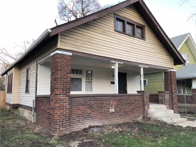940 N Oxford Street, Indianapolis, IN 46201 - #: 21548578