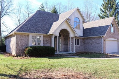 5461 Steven Drive, Greenwood, IN 46142 - MLS#: 21548594
