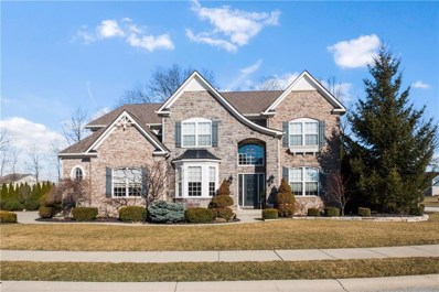 6468 Southern Oak, Brownsburg, IN 46112 - #: 21548644