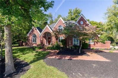 8206 Meadowbrook Drive, Indianapolis, IN 46240 - #: 21548647