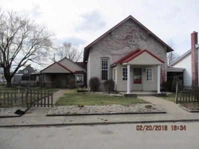308 N Grant Street, Edinburgh, IN 46124 - MLS#: 21548732