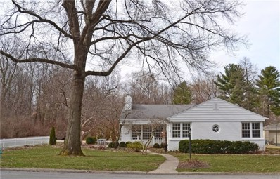 100 Arden Drive, Indianapolis, IN 46220 - #: 21548734