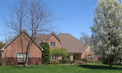 10512 Oak Ridge Drive, Zionsville, IN 46063 - #: 21548878