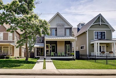 1717 N New Jersey Street, Indianapolis, IN 46202 - MLS#: 21548915
