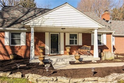 8880 Rosewood Lane, Indianapolis, IN 46240 - #: 21549014